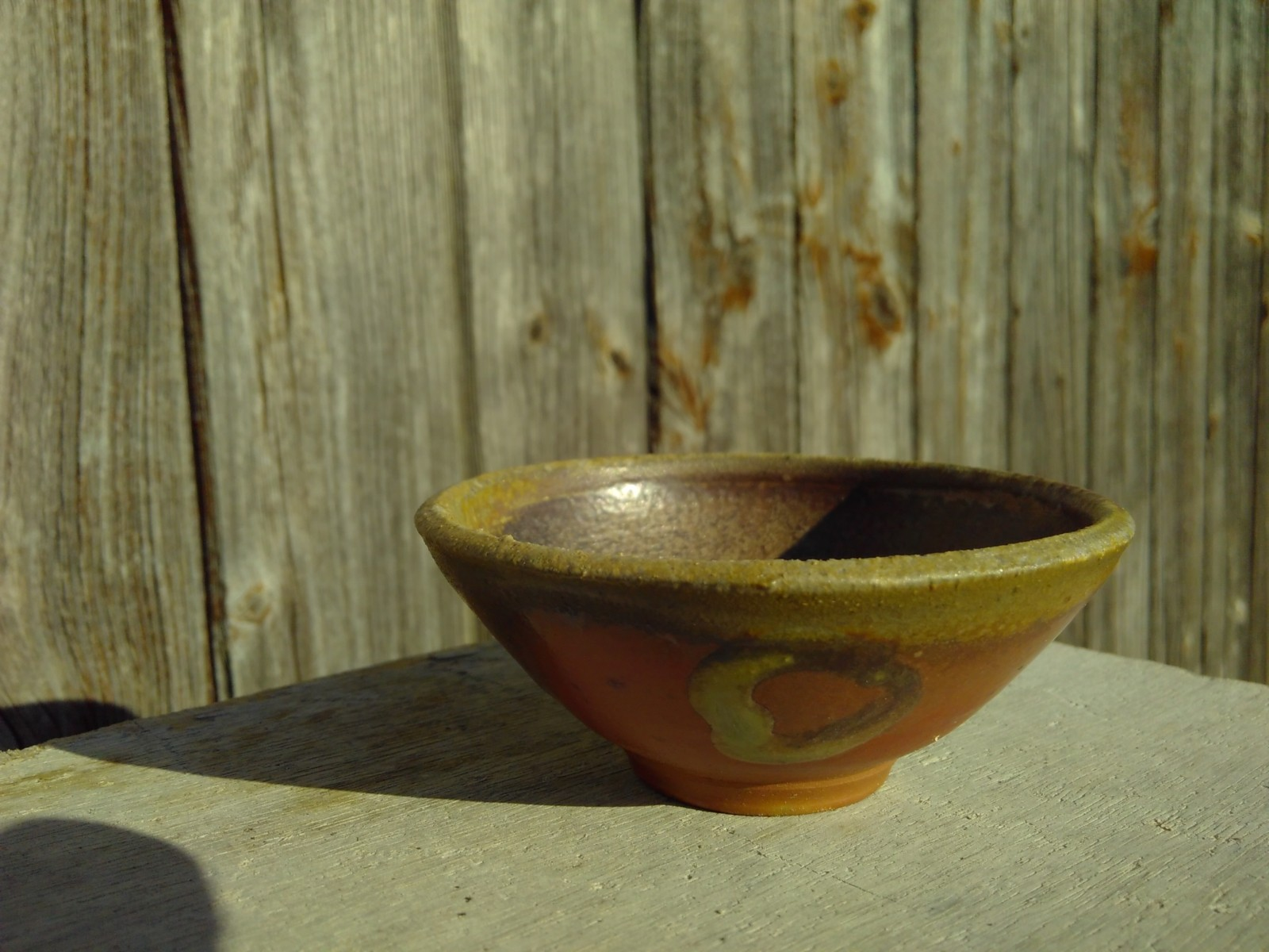 handmade ceramic tea bowl
