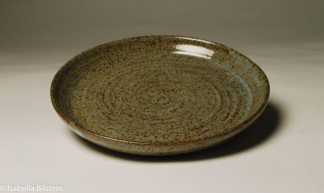 handmade dinner plate