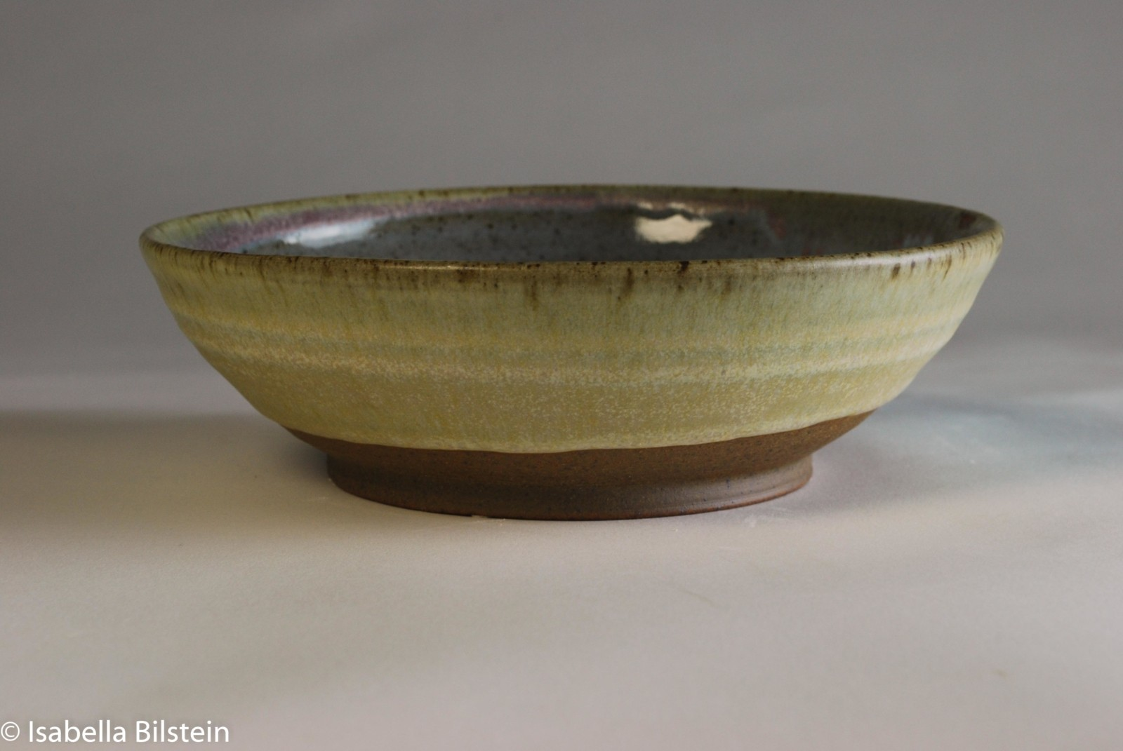 Stoneware bowls available for sale at my studio
