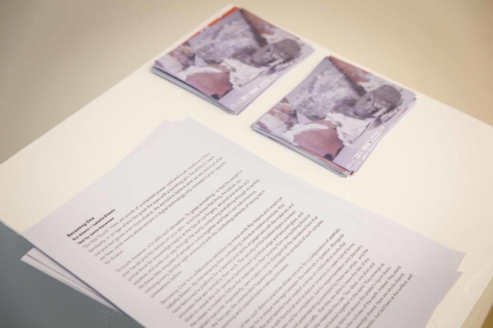 Flyer und Postcarten