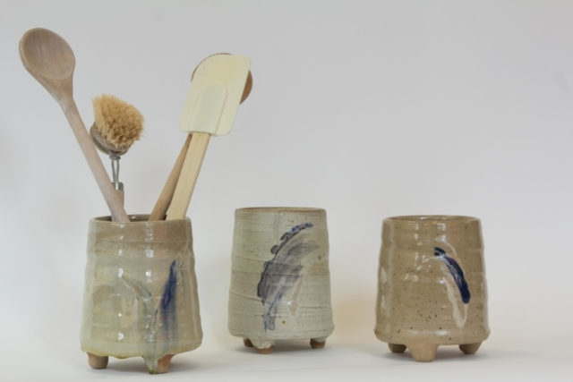 Besteck Abtropfer Keramik töpferei