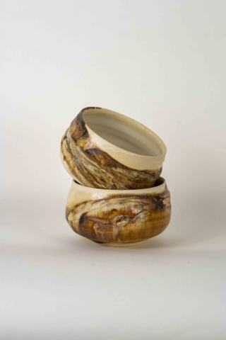 handgemachte steinzeug keramik Matcha Schalen